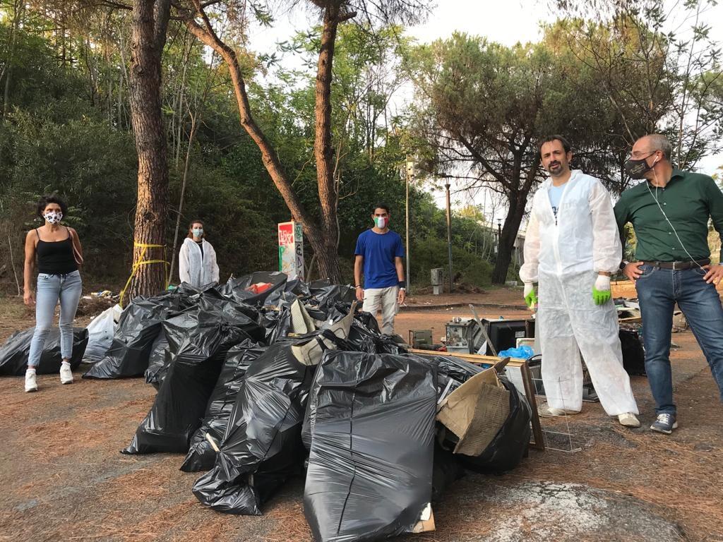 """Degrado in Municipio III. Angelilli-Erbaggi (FdI): """"Discariche abusive nella riserva naturale dell'Aniene. Caudo e Raggi assenti ingiustificati"""""""